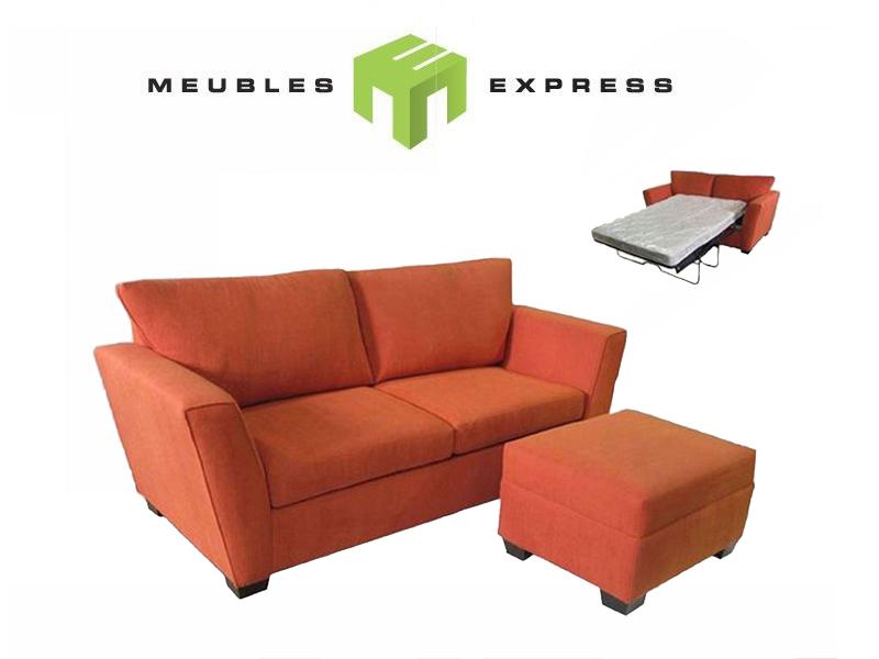 Sofa lit directement de l 39 usine montr al meubles express - Sofa lit liquidation ...