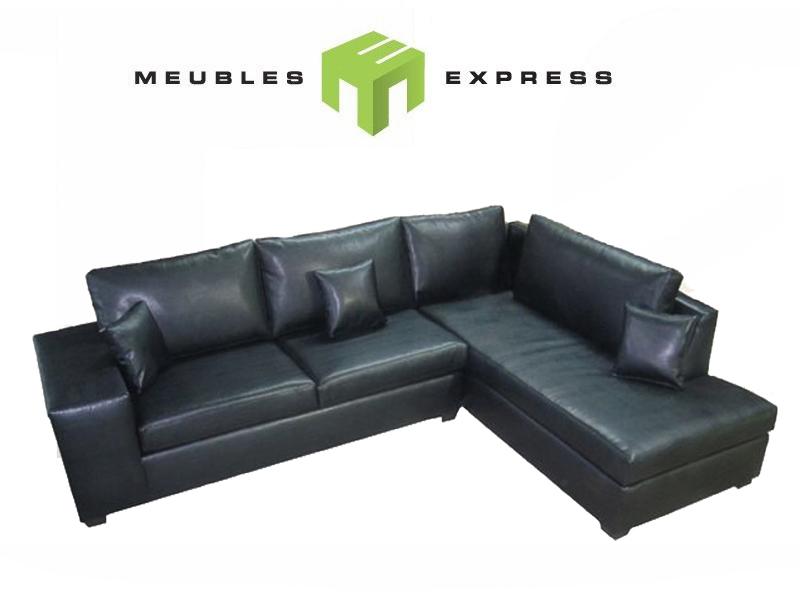 Sectionnel sur mesure sofa alsace meubles express for Liquidation sectionnel