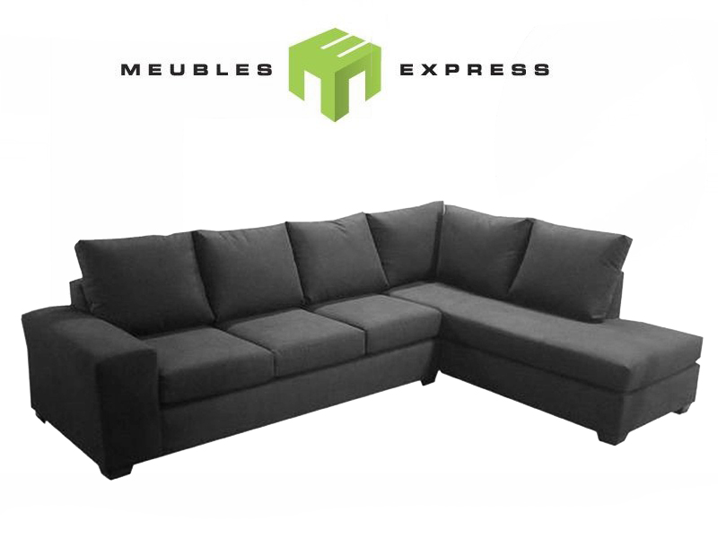 Sofa sectionnel d 39 angle possibilit de faire sur mesure for Sofa modulaire liquidation