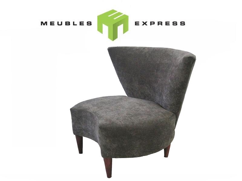 Fauteuil d'appoint #huppé  Meubles Express
