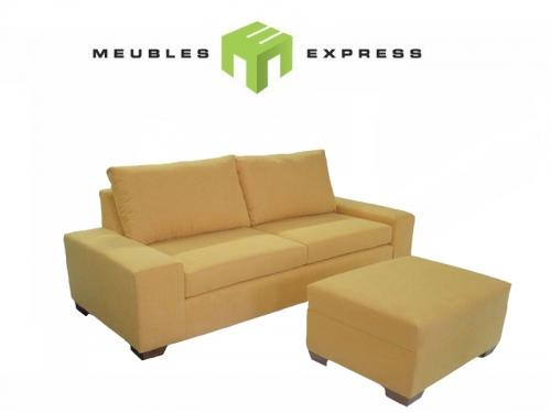sofa d 39 angle possibilit de faire sur mesure meubles express. Black Bedroom Furniture Sets. Home Design Ideas