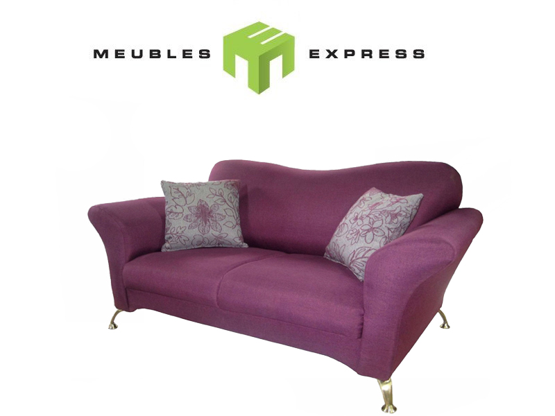 Causeuse sur mesure meubles express for Liquidation causeuse