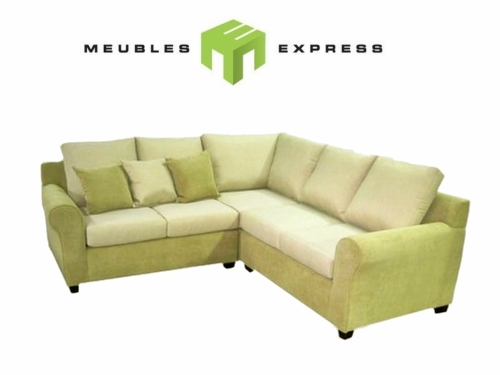 Fauteuil r camier allong sur mesure meubles express for Liquidation sofa sectionnel