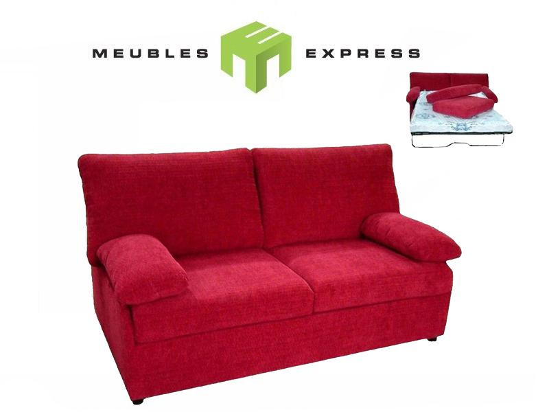 sofa lit petit 64 39 39 mod le pinot meubles express