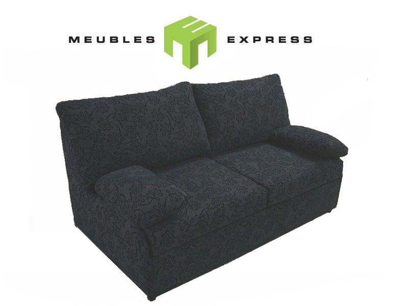 Sofa lit petit 64 39 39 mod le pinot meubles express for Petit sofa lit