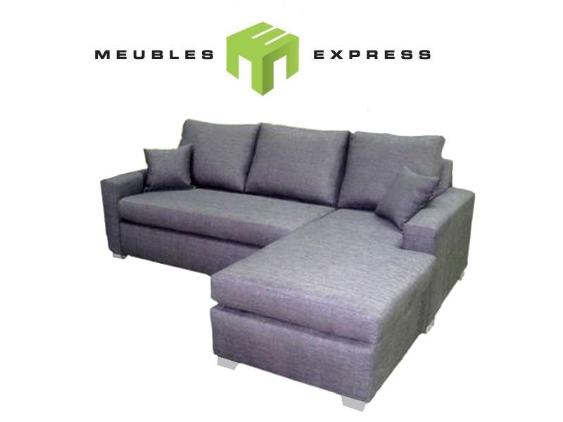 Sofa avec m ridienne interchangeable gauche ou droit for Meuble brault et martineau liquidation