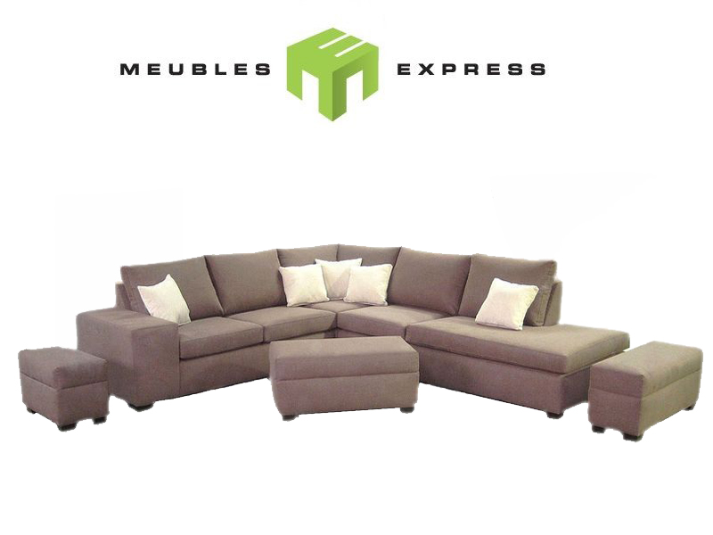 Sectionnel fauteuil causeuse sofa condo sofa for Causeuse liquidation