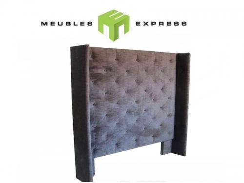 t te de lit meubles express. Black Bedroom Furniture Sets. Home Design Ideas