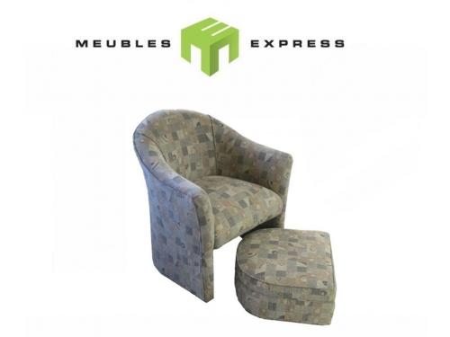 fauteuil d 39 appoint sur mesure meubles express. Black Bedroom Furniture Sets. Home Design Ideas