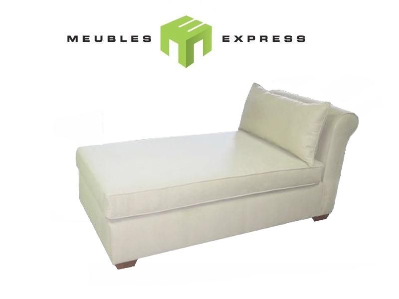 fauteuil r camier allong sur mesure meubles express. Black Bedroom Furniture Sets. Home Design Ideas