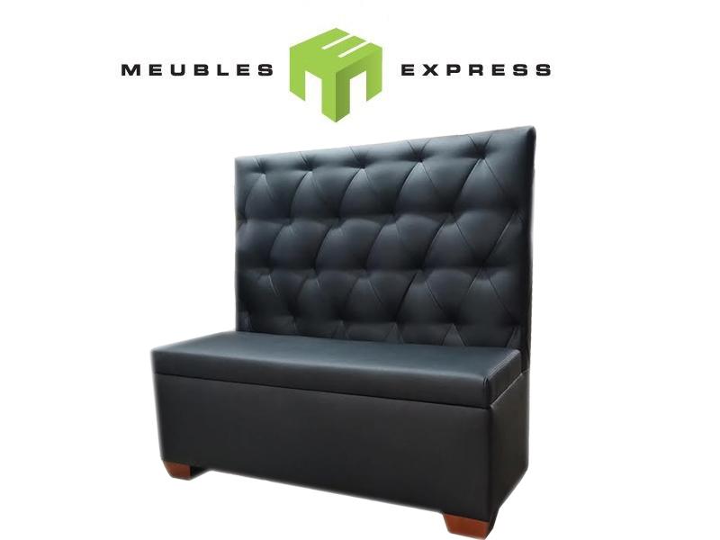 banquette sur mesure r sidentiel ou commercial meubles. Black Bedroom Furniture Sets. Home Design Ideas