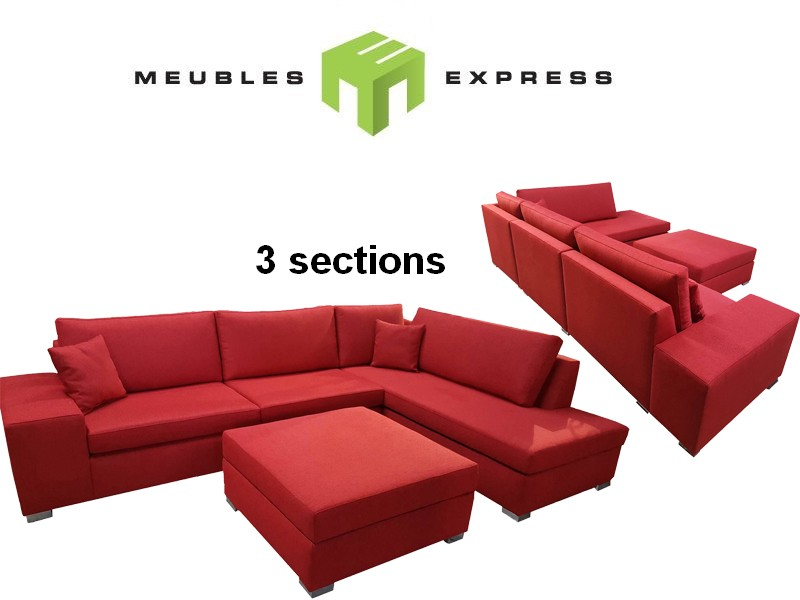Mobilier de salon sur mesure meubles express montreal for Entrepot sofa montreal