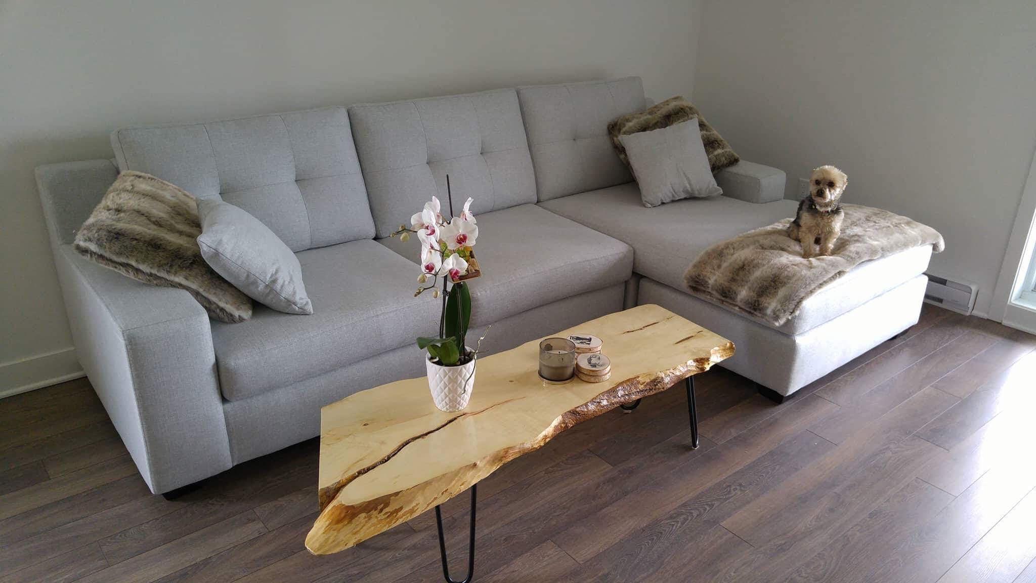 Sofa Sectionnel Beaujolais Directement Du Fabricant