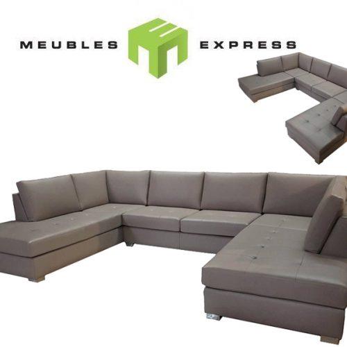 Sofa Sectionnel Sur Mesure